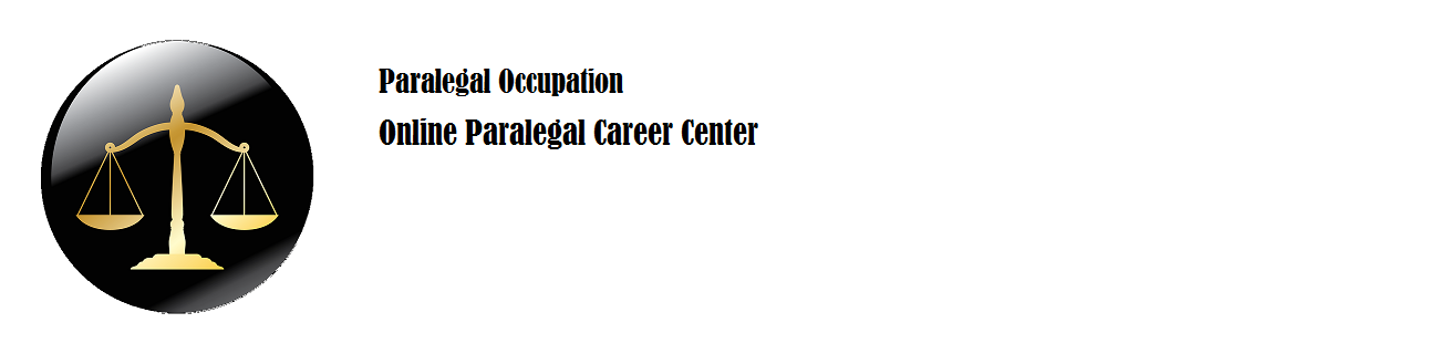 paralegal occupation